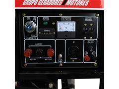 Gerador de Energia Bivolt Motomil MGG-8000CLE 4T 8000W à Gasolina - 4