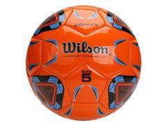 Bola de Futebol Wilson Copia II SB Laranja e Azul