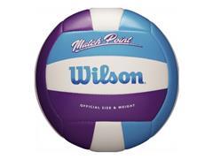 Bola de Vôlei Wilson Match Point Azul e Roxo