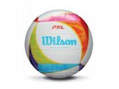 Bola de Vôlei Wilson Pixel Colorida