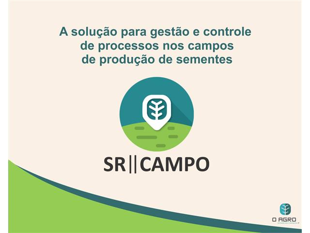 Software SR || Campo - O Agro