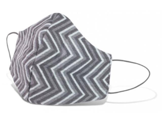 Máscara de Proteção Lavável Geométrica