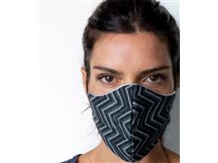 Máscara de Proteção Lavável Geométrica - 2