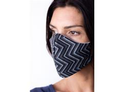 Máscara de Proteção Lavável Geométrica - 3