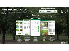Caderno de Campo Demetra - Produtor Agrícola