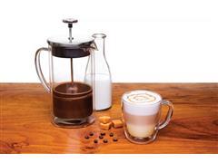 Prensa Francesa Tramontina para Café em Vidro e Aço Inox 950ML - 3