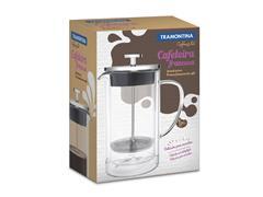Prensa Francesa Tramontina para Café em Vidro e Aço Inox 950ML - 4