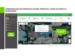 Monitoramento de Máquinas e gestão de operações agrícolas - 2