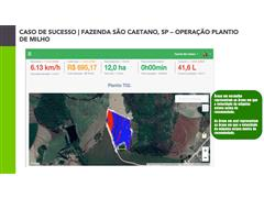 Monitoramento de Máquinas e gestão de operações agrícolas - 6