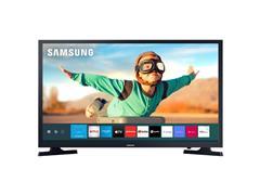 "Smart TV LED 32"" Samsung HD Tizen Conv.TV Digital HDR 2HDMI 1USB Wi-Fi - 1"