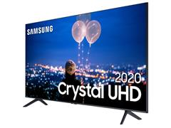 "Smart TV LED 55"" Samsung Tizen Crystal UHD 4K HDR PREMIUM 3HDMI Wi-Fi - 4"