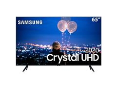 "Smart TV LED 65"" Samsung Tizen Crystal UHD 4K HDR PREMIUM 3HDMI Wi-Fi"