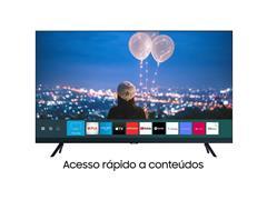 "Smart TV LED 75"" Samsung Tizen Crystal UHD 4K HDR PREMIUM 3HDMI Wi-Fi - 1"