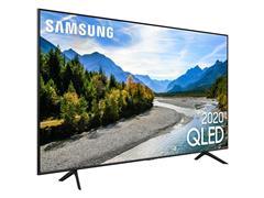 "Smart TV QLED 50"" Samsung Pontos Quânticos UHD 4K HDR 3HDMI Wi-Fi - 3"