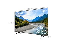"Smart TV QLED 50"" Samsung Pontos Quânticos UHD 4K HDR 3HDMI Wi-Fi - 4"