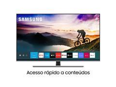 "Smart TV QLED 55"" Samsung Pontos Quânticos UHD 4K HDR 4HDMI Wi-Fi - 1"