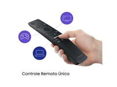 "Smart TV QLED 55"" Samsung Pontos Quânticos UHD 4K HDR 4HDMI Wi-Fi - 6"