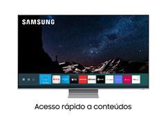 "Smart TV QLED 65"" Samsung Pontos Quânticos 8K IA HDR3000 4HDMI Q800T - 2"