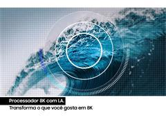 "Smart TV QLED 65"" Samsung Pontos Quânticos 8K IA HDR3000 4HDMI Q800T - 4"