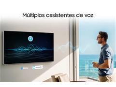 "Smart TV QLED 65"" Samsung Pontos Quânticos 8K IA HDR3000 4HDMI Q800T - 5"