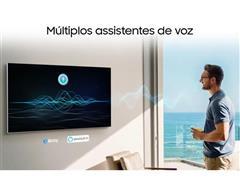 "Smart TV QLED 75"" Samsung Pontos Quânticos 8K IA HDR3000 4HDMI Q800T - 5"