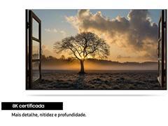 """Smart TV QLED 75"""" Samsung Pontos Quânticos 8K IA HDR3000 4HDMI - 1"""