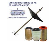 """Limpador Vento Limpo para Filtro de Ar Motores à Diesel Rotor 4"""" a 6"""""""