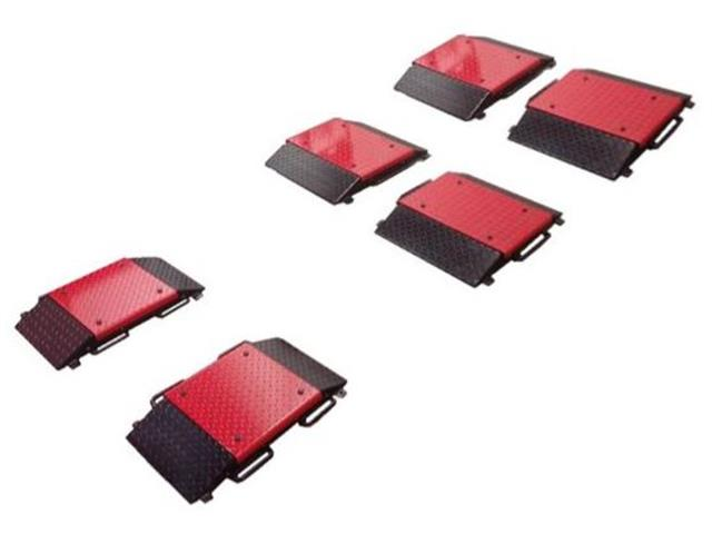 Balança de Plataformas Portátil Pesenti PESE-39006P Trucado 32 Ton
