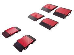Balança de Plataformas Portátil Pesenti PESE-56006P Trucado 32 Ton
