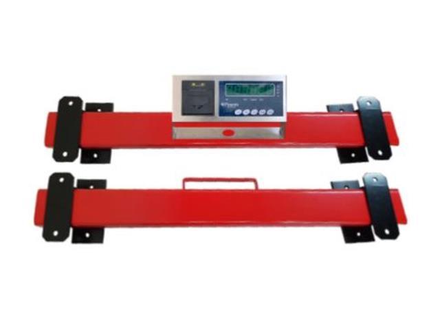 Balança de Barras para Pesagem de Gado Pesenti PESE-2090 Printer 1,20M