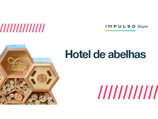 Hotel de Abelhas - Impulso Bayer