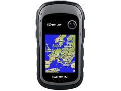 GPS Portátil Garmin eTrex 30 Cinza