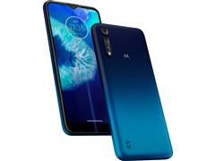 "Smartphone Motorola Moto G8 Power Lite 64GB 6.5"" 4G Câm 16+2+2MP Navy - 1"
