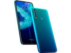 "Smartphone Motorola Moto G8 Power Lite 64GB 6.5"" 4G Câm 16+2+2MP Aqua - 1"