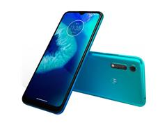 "Smartphone Motorola Moto G8 Power Lite 64GB 6.5"" 4G Câm 16+2+2MP Aqua - 2"