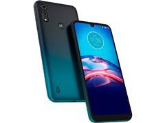 """Smartphone Motorola Moto E6S 32GB Duos Tela 6.1"""" 4G Câm 13+2MP Navy - 1"""