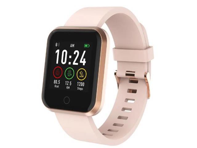 Relógio Smartwatch Roma Paris Android/IOS Rosé
