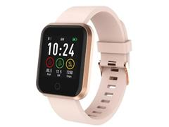 Relógio Smartwatch Roma Paris Android/IOS Rosé