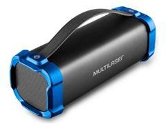 Caixa de Som Bluetooth Multilasr Bazooka 50W - 1