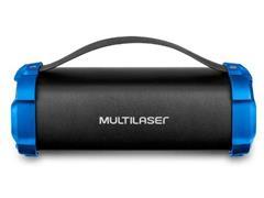 Caixa de Som Bluetooth Multilasr Bazooka 50W - 3
