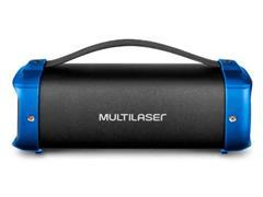 Caixa de Som Bluetooth Multilasr Bazooka 70W - 1