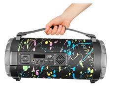 Caixa de Som Bluetooth Pulse Bazooka Paint Blast II 120W - 1