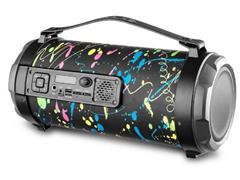 Caixa de Som Bluetooth Pulse Bazooka Paint Blast II 120W - 2