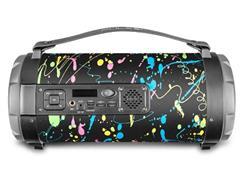 Caixa de Som Bluetooth Pulse Bazooka Paint Blast II 120W - 4