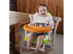 Cadeira de Alimentação Portátil Multikids Baby Animais - 3