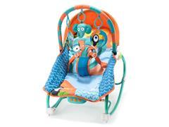 Cadeira de Balanço para Bebês Multikids Baby Elefante - 0
