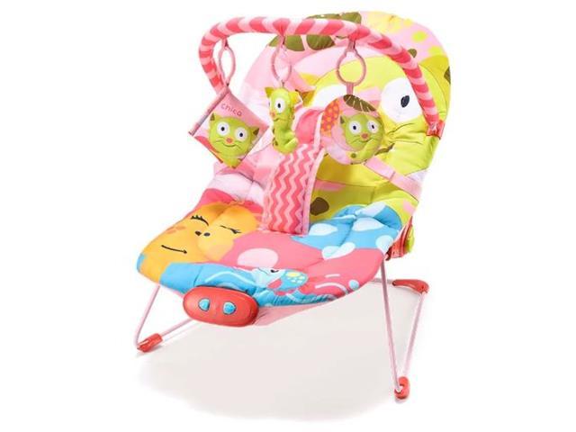 Cadeira de Descanso para Bebês Multikids Baby Gato
