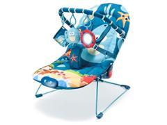 Cadeira de Descanso para Bebês Multikids Baby Baleia - 1