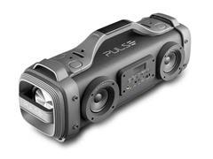 Caixa de Som Bluetooth Pulse Mega Boombox 440W - 1