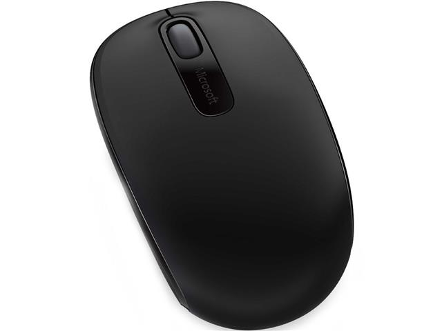 Mouse Sem Fio Microsoft Mobile USB Preto